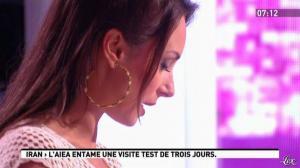 Julia Vignali dans la Matinale - 30/01/12 - 04