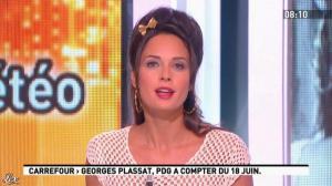 Julia Vignali dans la Matinale - 30/01/12 - 08
