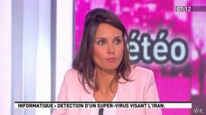 Julia Vignali dans la Matinale - 30/05/12 - 03