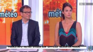Julia Vignali dans la Matinale - 31/05/12 - 02
