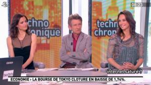 Julia Vignali et Marie Audran dans la Matinale - 16/04/12 - 02