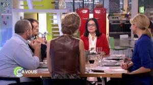 Julie Andrieu dans C à Vous la Suite - 14/03/12 - 02