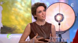 Julie Andrieu dans C à Vous la Suite - 14/03/12 - 03
