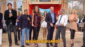 Laura Barriales et Angela Melillo dans Mezzogiorno in Famiglia - 24/10/10 - 01