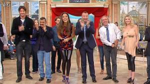 Laura Barriales et Angela Melillo dans Mezzogiorno in Famiglia - 24/10/10 - 02