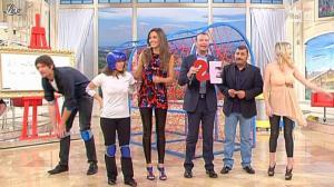 Laura Barriales et Angela Melillo dans Mezzogiorno in Famiglia - 24/10/10 - 11