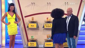 Fanny Veyrac dans le Juste Prix - 04/09/12 - 10