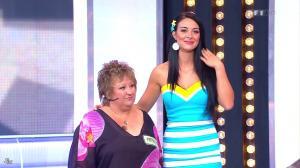 Fanny Veyrac dans le Juste Prix - 10/09/12 - 01