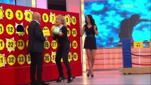 Fanny Veyrac dans le Juste Prix - 11/09/12 - 02