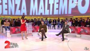Lorena Bianchetti dans Italia Sul Due - 07/02/12 - 01