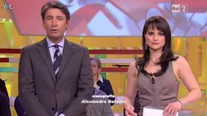 Lorena Bianchetti dans Italia Sul Due - 07/03/12 - 01