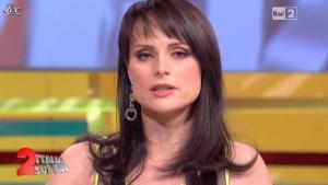 Lorena Bianchetti dans Italia Sul Due - 07/03/12 - 02