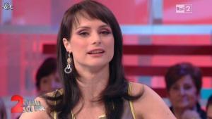 Lorena Bianchetti dans Italia Sul Due - 07/03/12 - 04