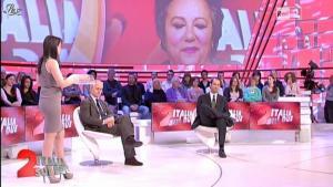 Lorena Bianchetti dans Italia Sul Due - 07/03/12 - 06