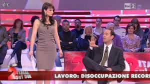 Lorena Bianchetti dans Italia Sul Due - 07/03/12 - 09