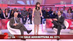 Lorena Bianchetti dans Italia Sul Due - 07/03/12 - 10