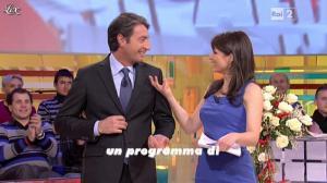 Lorena Bianchetti dans Italia Sul Due - 09/02/12 - 01