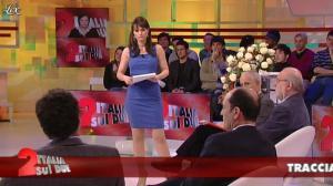 Lorena Bianchetti dans Italia Sul Due - 09/02/12 - 09