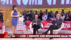 Lorena Bianchetti dans Italia Sul Due - 09/02/12 - 12