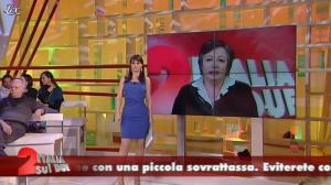Lorena Bianchetti dans Italia Sul Due - 09/02/12 - 13