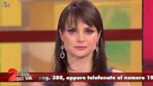 Lorena Bianchetti dans Italia Sul Due - 09/02/12 - 16