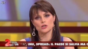 Lorena Bianchetti dans Italia Sul Due - 09/02/12 - 19