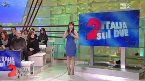 Lorena Bianchetti dans Italia Sul Due - 09/02/12 - 23