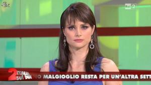 Lorena Bianchetti dans Italia Sul Due - 09/02/12 - 27