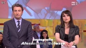 Lorena Bianchetti dans Italia Sul Due - 13/04/12 - 01