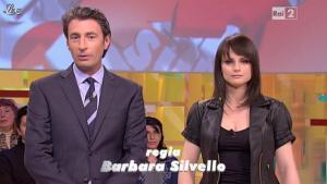 Lorena Bianchetti dans Italia Sul Due - 13/04/12 - 02
