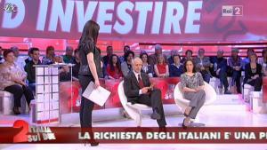 Lorena Bianchetti dans Italia Sul Due - 13/04/12 - 04