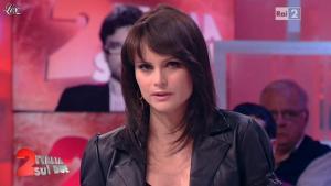 Lorena Bianchetti dans Italia Sul Due - 13/04/12 - 06