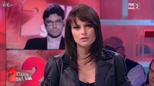 Lorena Bianchetti dans Italia Sul Due - 13/04/12 - 07