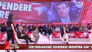 Lorena Bianchetti dans Italia Sul Due - 13/04/12 - 10