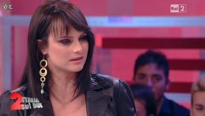 Lorena Bianchetti dans Italia Sul Due - 13/04/12 - 11