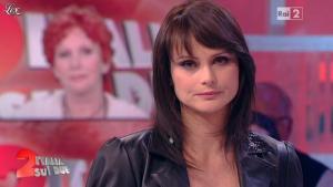 Lorena Bianchetti dans Italia Sul Due - 13/04/12 - 12