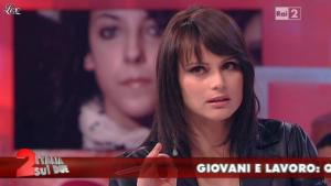 Lorena Bianchetti dans Italia Sul Due - 13/04/12 - 13
