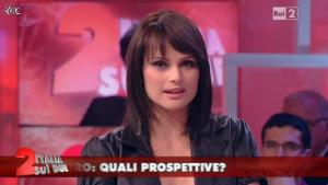 Lorena Bianchetti dans Italia Sul Due - 13/04/12 - 14