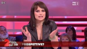 Lorena Bianchetti dans Italia Sul Due - 13/04/12 - 15