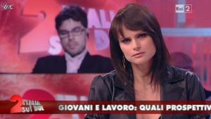Lorena Bianchetti dans Italia Sul Due - 13/04/12 - 16