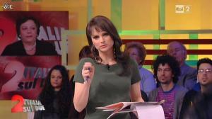 Lorena Bianchetti dans Italia Sul Due - 17/02/12 - 04