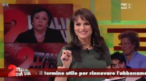Lorena Bianchetti dans Italia Sul Due - 17/02/12 - 07