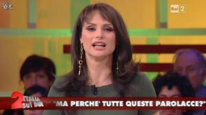 Lorena Bianchetti dans Italia Sul Due - 17/02/12 - 09