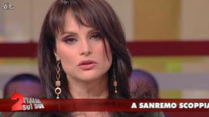 Lorena Bianchetti dans Italia Sul Due - 17/02/12 - 13