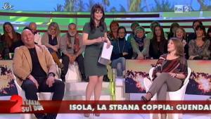 Lorena Bianchetti dans Italia Sul Due - 17/02/12 - 22