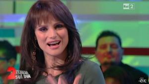 Lorena Bianchetti dans Italia Sul Due - 17/02/12 - 23