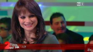 Lorena Bianchetti dans Italia Sul Due - 17/02/12 - 24