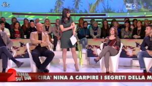 Lorena Bianchetti dans Italia Sul Due - 17/02/12 - 25