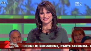 Lorena Bianchetti dans Italia Sul Due - 17/02/12 - 28