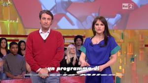Lorena Bianchetti dans Italia Sul Due - 17/04/12 - 01